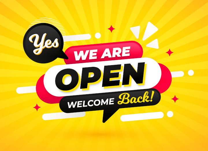 Re-Opening