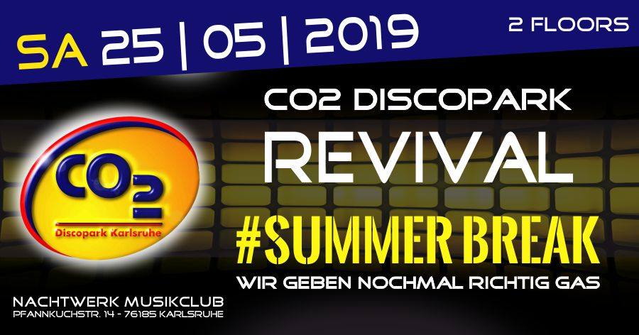 CO2-Discopark Revival-Party