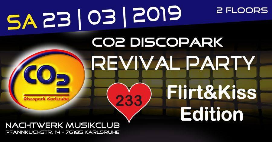 CO2 Discopark Revival Party