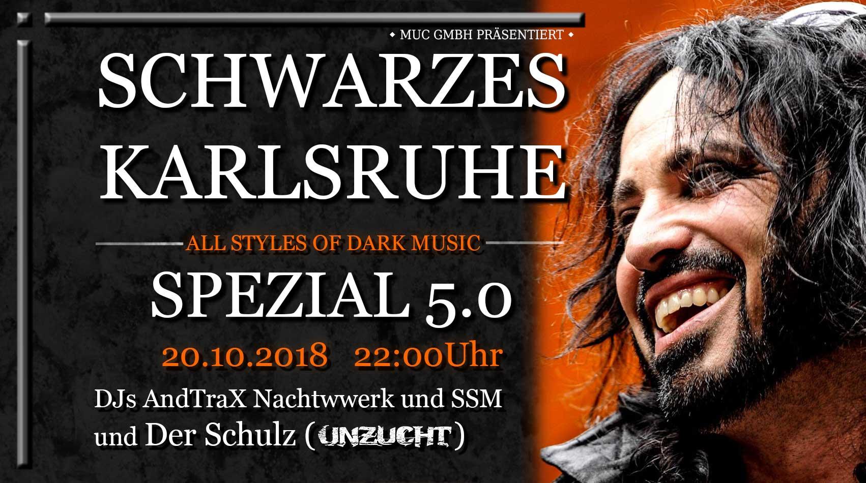 Schwarzes Karlsruhe Spezial 5