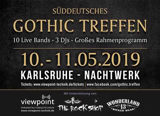 Süddeutsches Gothic Treffen