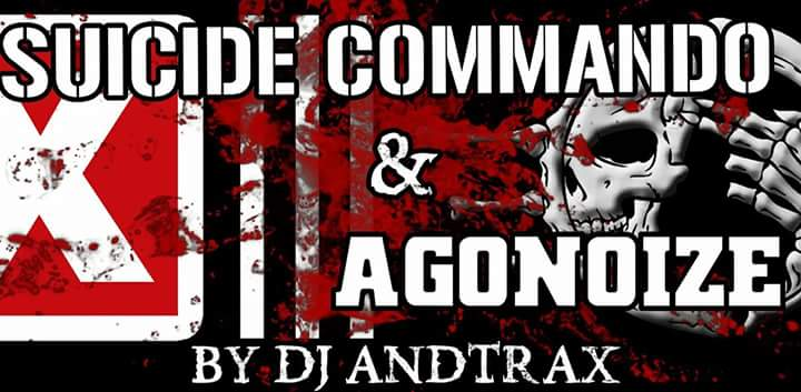 Suicide Commando & Agonoize