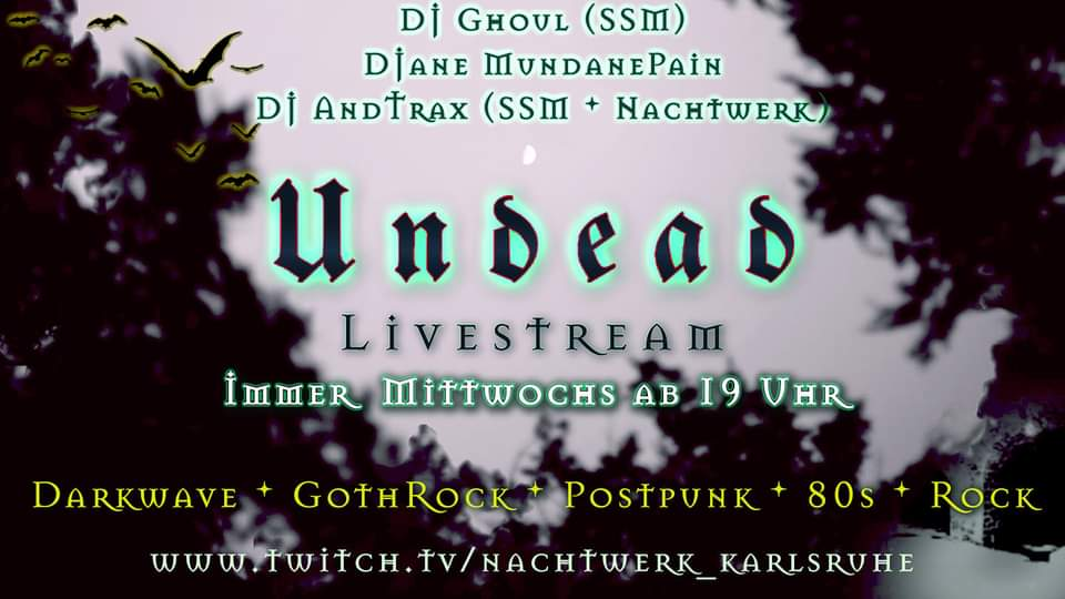 Undead - Live Stream Edition