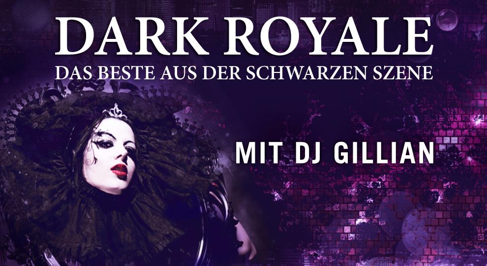 Dark Royale im Nachtwerk Karlsruhe.