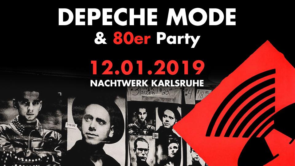 Depeche Mode & 80er Party