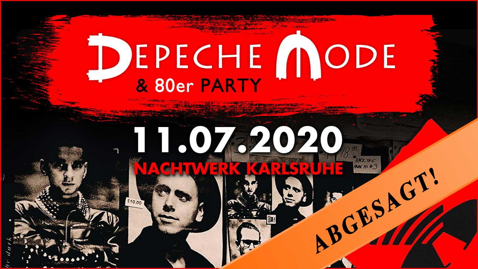 Depeche Mode & 80er Party