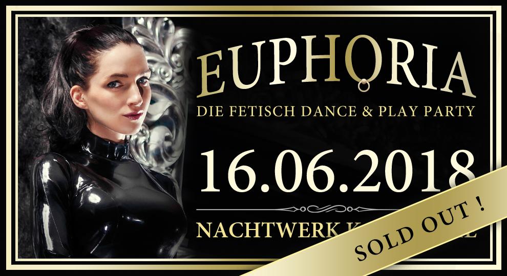 EUPHORIA - Die Fetisch Dance & Play Party in Karlsruhe